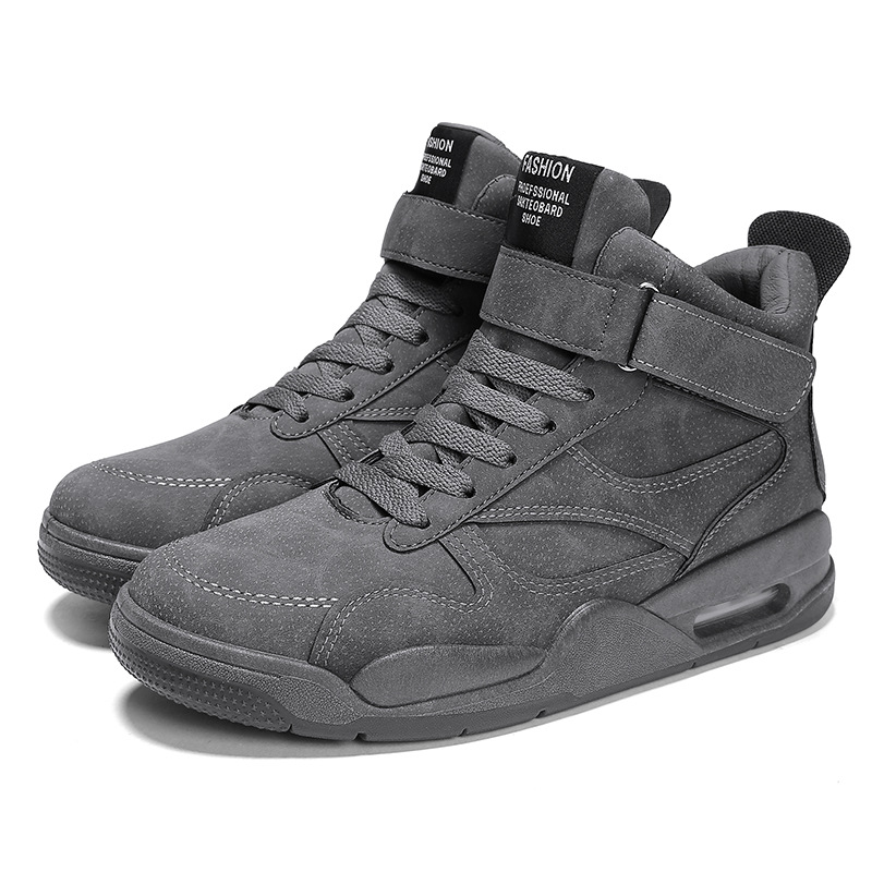 gris vert Respirant Chaussures Sneakers L'usure Casual Rond Bout Hommes Dentelle Noir À Résistant Confortable up Plates ZF5xqq6wE