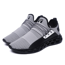 цены Stylish Four Seasons Running Shoes For Men Air Breathable Lightweight Sports Shoes Black Red Male Gym Sneakers Betis Zapatillas