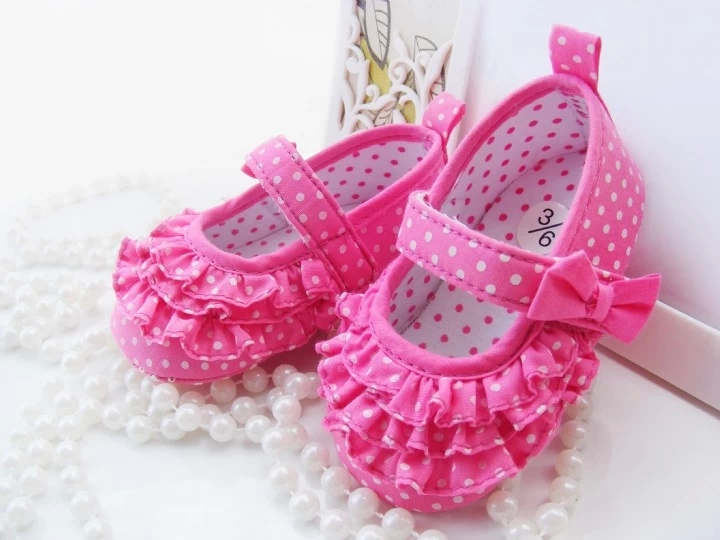 Aliexpress.com : Buy Cute 1pair Polka dot antislip Baby ...