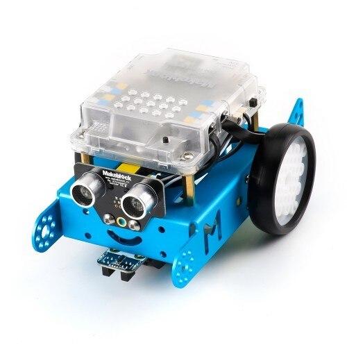 2016 Последним Makeblock Mbot V1.1 Программируемый Дети Игрушки Развивающие Подарок на день рождения Нуля 2.0 Arduino DIY Умный Робот Автомобильный Комплект