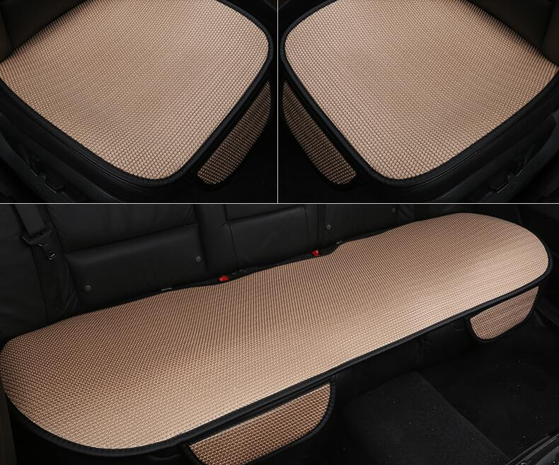 lane legend case For Volkswagen touareg passat b5 b6 polo 4 5 6 7 golf tiguan jetta 3Pcs Car Seat Covers Set accessories styling car seat cushion three piece for volkswagen passat b5 b6 b7 polo 4 5 6 7 golf tiguan jetta touareg beetle gran auto accessories
