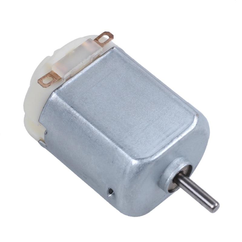 DC 1.5V - 3V Mini Electric Motor 18000 RPM, DIY Toy Hobby