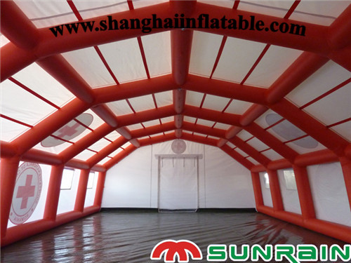 Durable Inflatable Tent Super Quality Hotsell Red Inflatables Tent Inflatable  Lawn Tent Inflatable(China (