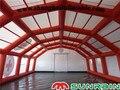 Durable tienda inflable Super calidad hotsell hinchables de color rojo carpa carpa de césped inflable inflable