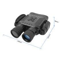 Bestguarder Newest Night Vision 1300ft /400M Long Range 4″ Widescreen Binoculars for Hunting 32G Infrared 5x Digital Monocular