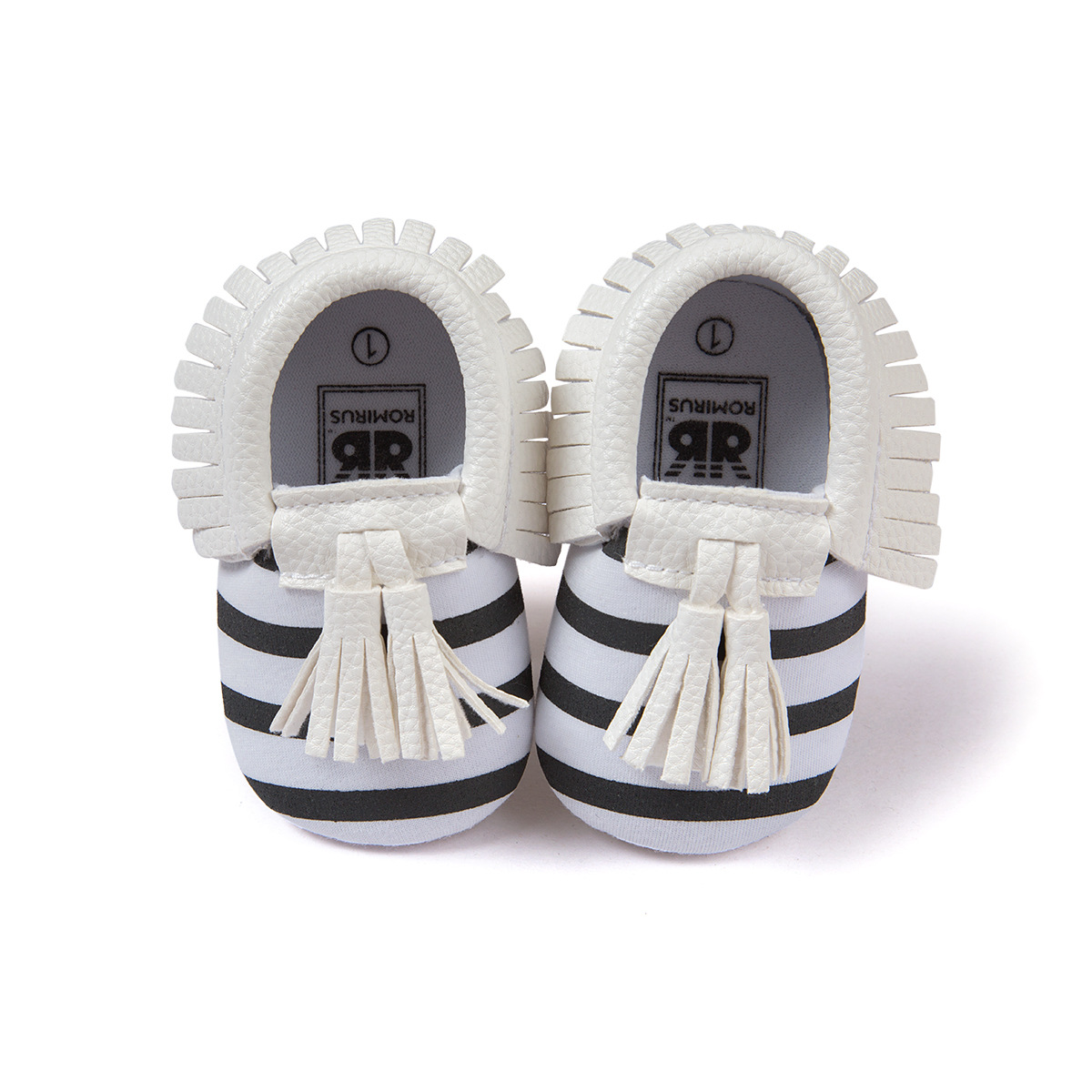 2017 Spring Soft Sole Baby boy girl Moccasins Shoes Fringe PU First Walkers Fashion toddler infant boys Girls bebes chaussures