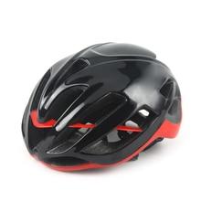 Велосипедный шлем Aero Сверхлегкий красный Дорожный велосипед шлем дорога MTB Горный XC Trail capacete матовый велосипедный шлем cascos ciclismo