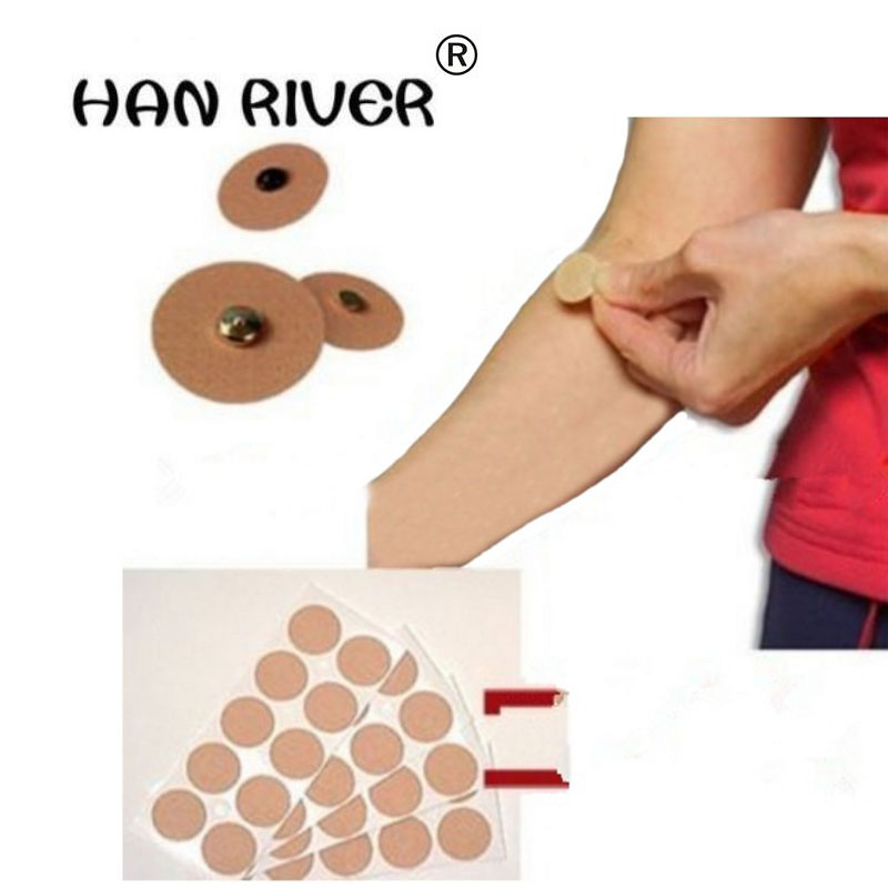 80pcs Hot sale Good effect Magnetic Treatment Plaster Health Care Patch Pain Relief Muscle Relax 8 sheets/lot Free Shipping 12pc lot pain relief patch joints neck muscle massage medical treatment herbal ointment health care