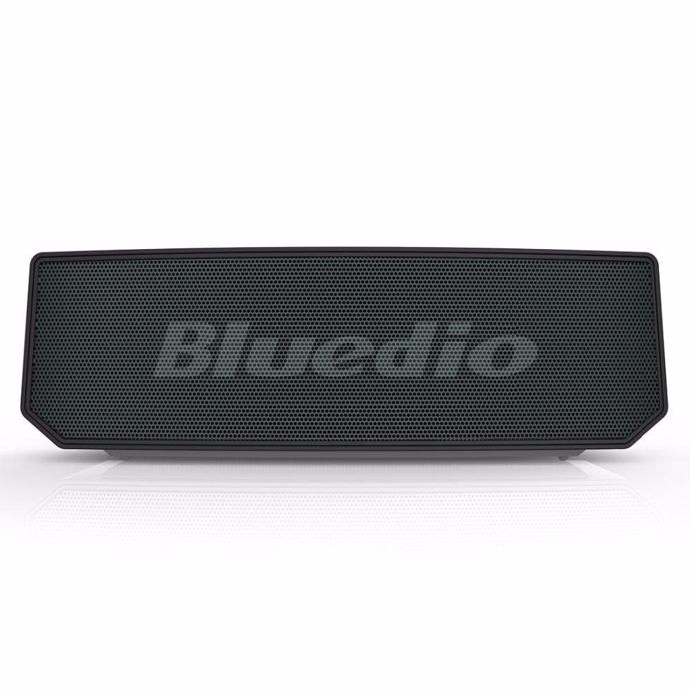 bluedio bs-6 mini portable bluetooth speaker for phones with mic and voice control