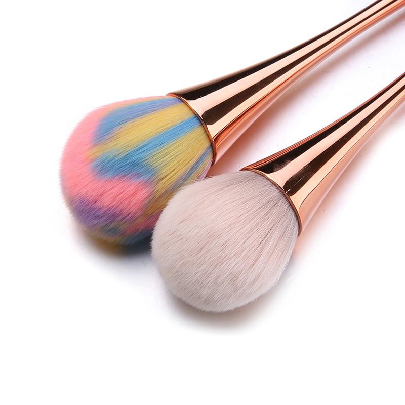 1 Pcs Makeup Brush Loose Powder Blush Cosmetic Makeup Loose Powder Highlighter Brush 789(China)