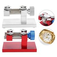 Table Aluminium Alloy Adjustable Clamp Universal Sculpture DIY Craft Watch Repair Tool Jaw Vise Nutcracker Mini Screw