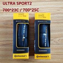Oryginalny 700C drogi opona rowerowa Ultra Sport3 700 * 23C 700 * 25C składane opony ULTRA SPORT 3 700*23/700*25