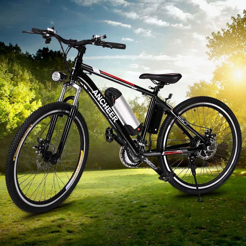 Nieuwe bike 25 inch Mountainbike schijfremmen Aluminium Frame Road ...