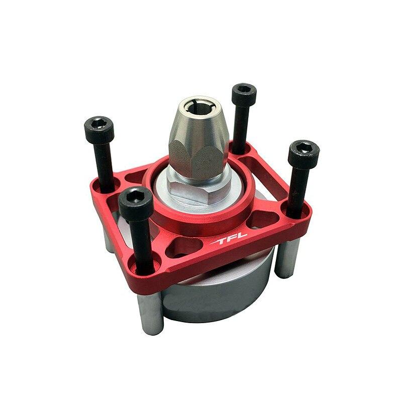 1 ensemble de pièces de rechange de système d'embrayage de Force de morsure forte d'embrayage de moteur à essence de CNC pour le moteur électrique Zenoah de bateau à essence de RC