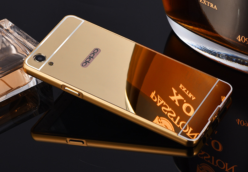 For oppo A11 A31 A33 A59 Mirror Metal Frame Back Cover A51 A53 Elegant Aluminum Frame Case R7 R7 Plus R9 Neo 7 Cover-in Fitted Cases from Cellphones & Telecommunications on Aliexpress.com | Alibaba Group