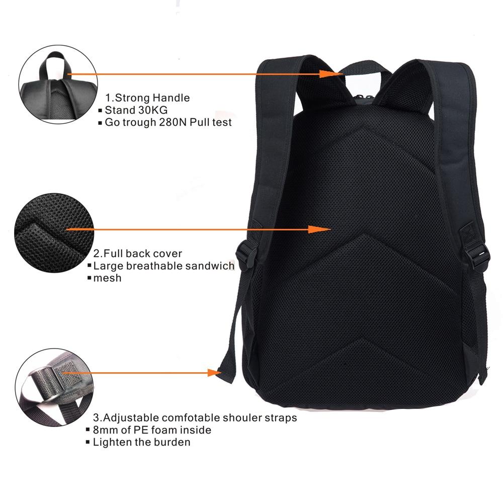 Купить с кэшбэком Supreme Women Men Casual Laptop Backpack Animal Horse Printing Shoulder Backpack Girls Boys Kids School Bags Mochila Feminina