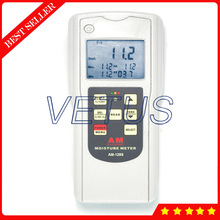 Wholesale prices AM-128S Multifunctiona Digital Concrete Moisture Meter for other non-conductive materials tester detector analyzer