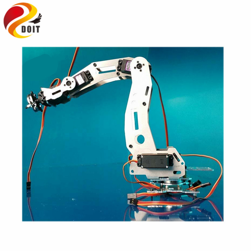 Official DOIT 6DOF Mechanical Arm A B B Industrial Robot Model Six-axis Robot Manipulator