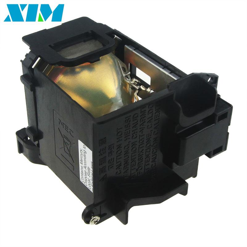 ФОТО NP01LP/50030850 High Quality Compatible Bulb Inside Replacement Lamp with Housing for NEC NP1000 NP2000