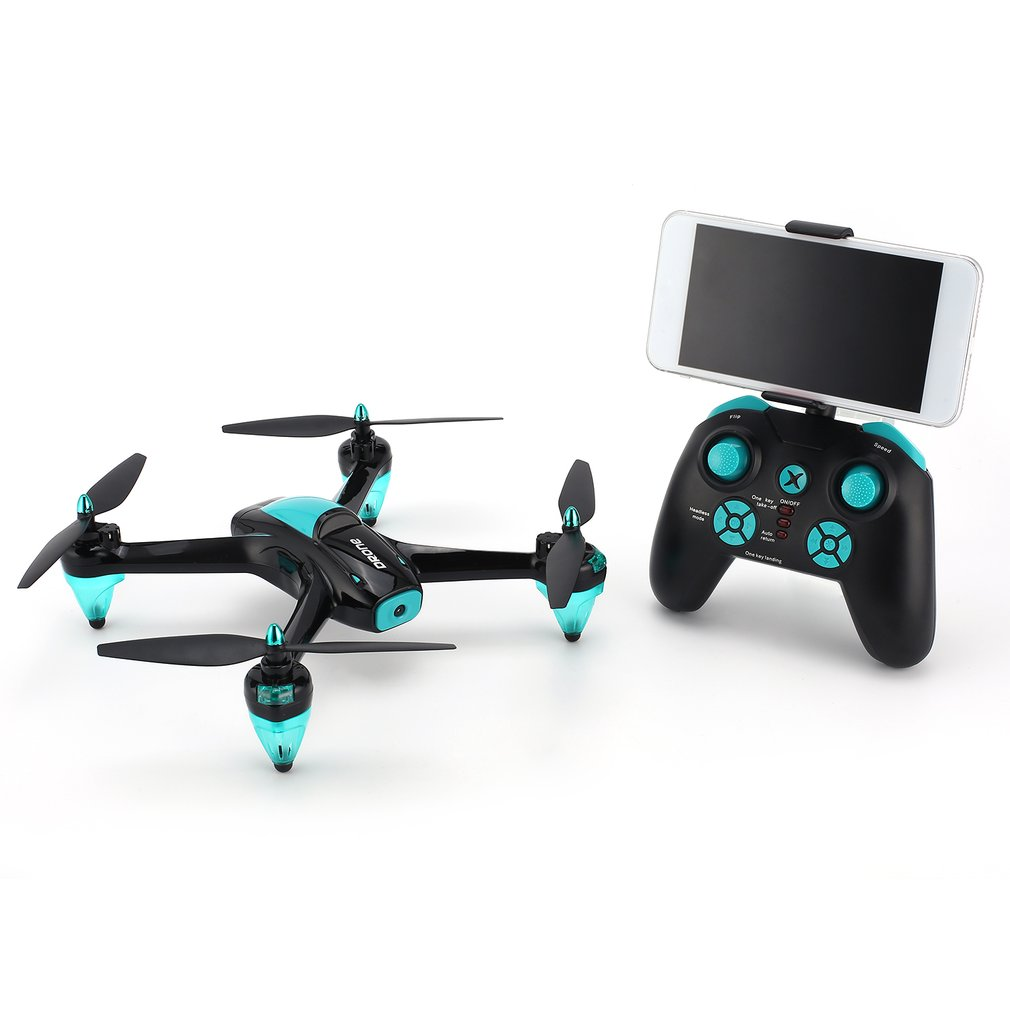 69H12 2.4G RC Selfie Smart <font><b>Dron</b></font> <font><b>FPV</b></font> Quadcopter Aircraft UAV with 720P HD Camera Real time Altitude Hold Headless Mode RC Drone image