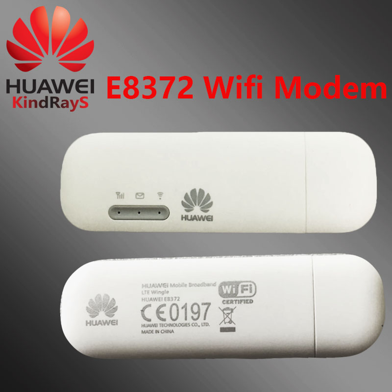 Открыл Huawei e8372 150 Мбит/с модем 4 г e8372s-153 4 г Wi-Fi маршрутизатор 4 г 3 г Wi-Fi модем PK e8278 e8377 e8372h-153 e3372 E3276 ...