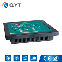 New Arrival Intel 3337U Indutrial Computer Touch 15 Inch Linux All In One Pc Core I5