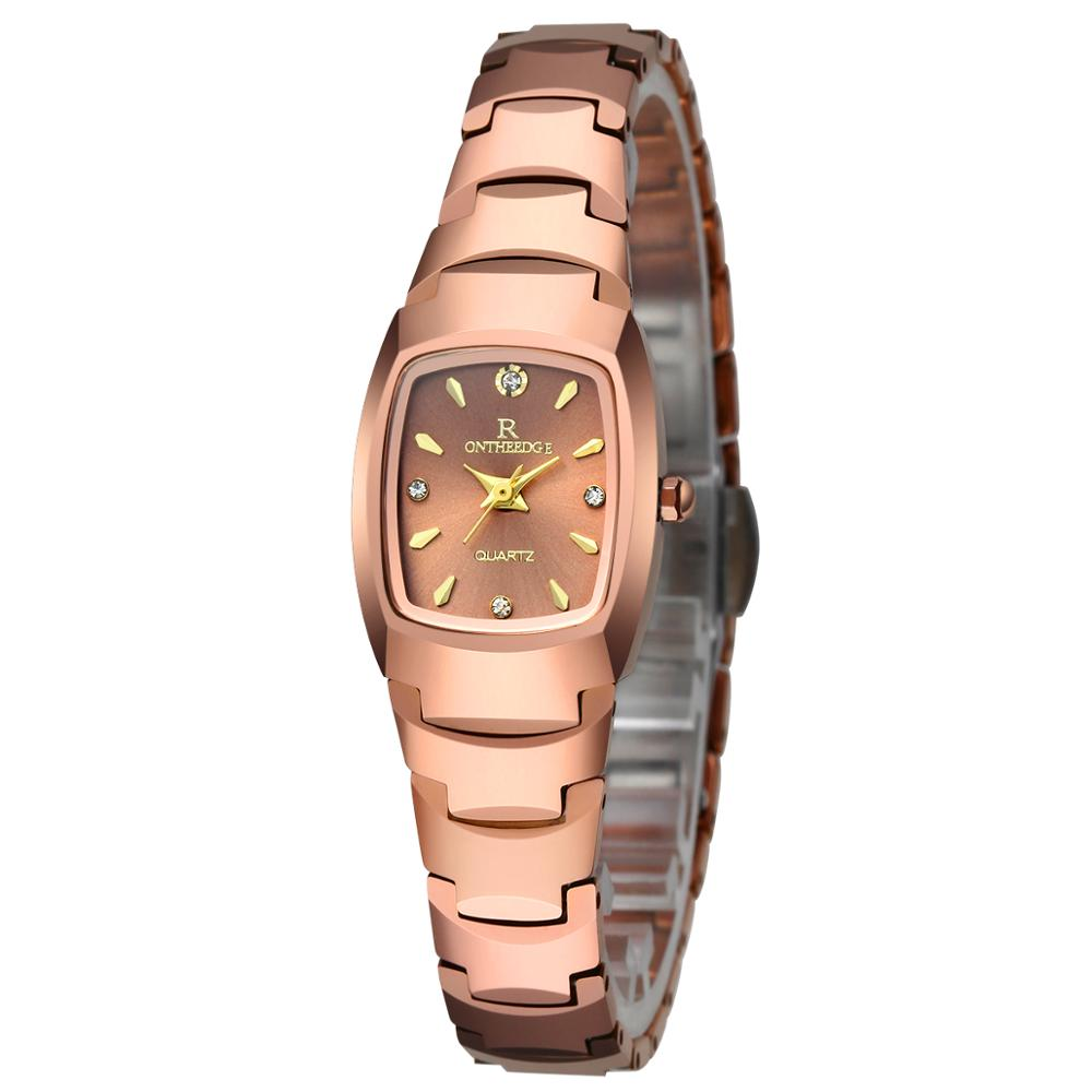 Sports Bracelet Wrist-Watch Quartz Diamond Waterproof Ultra-Thin Luxury Fashion Trend