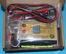 Прибор для проверки подсветки светодиодов XY283, умное напряжение для всех размеров ЖК телевизоров, не разбирайте экран 0 320 в