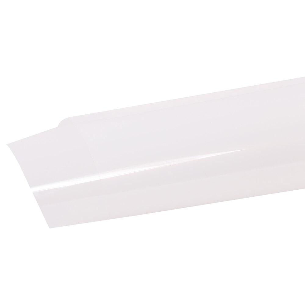 HOHOFILM 50cmx500cm Clear Metallic Heat Transfer Vinyl T shirt Vinyl Clothing Garment Cutting Film