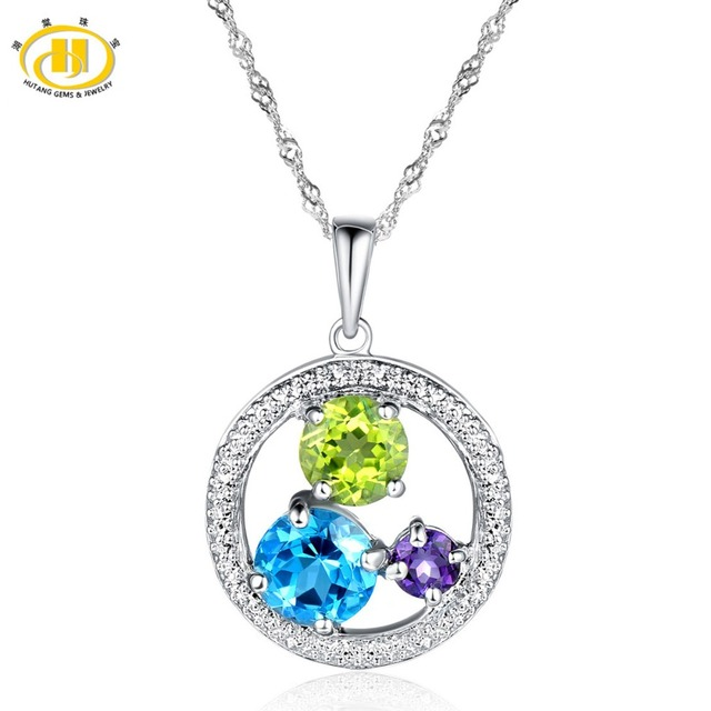 august pendant il necklace jewelry stone birthstone peridot listing gold