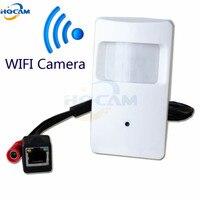 HQCAM 720 P WIFI mini caméra IP avec WIFI port Caméra Motion détecteur HD PIR STYL Sans Fil Caméra IP P2P Fonction CAMÉRA de Sécurité