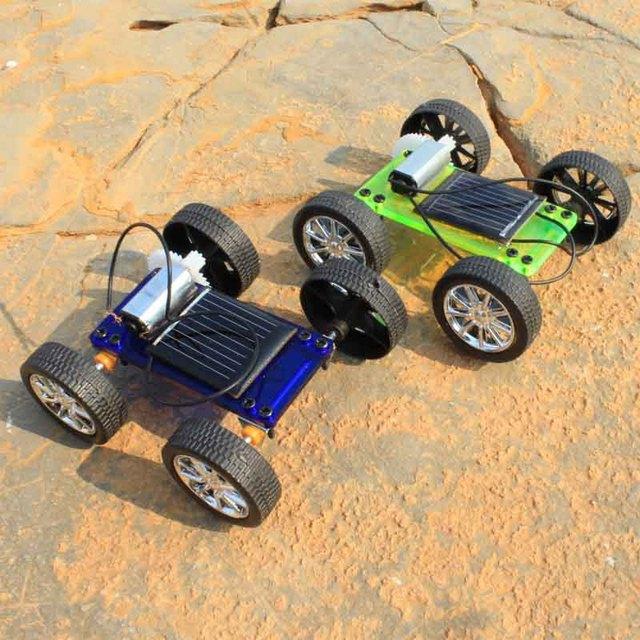 DIY Solar car Mini Solar Powered car Toy educational toys car ... on homemade robotic arm designs, solar panel car designs, homemade wind turbine designs,