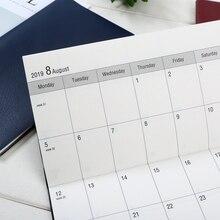 Япония 48К А6 2016 год 13 месяц план на неделю, ежедневный Блокнот контрольный список организатором забронировать расписание дня дневники ПВХ покрытия