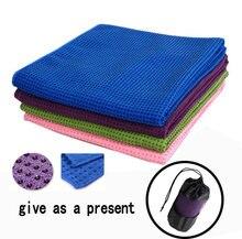 Замшевое полотенце из микрофибры с принтом на заказ быстросохнущее