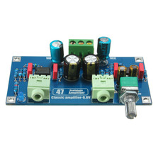 NEW 9-15v PCB DIY Kit of Audio Stereo Power Amplifier Board Module Advanced Tpye Simple construction