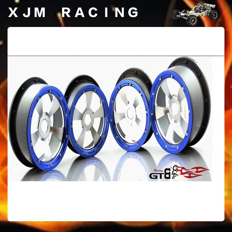 Five strengthen cooperation wheels hub rolling for 1/5 scale GTB racing Baja 5b/ss racing wheels h 480 7 0 r16 4x114 3 et40 0 d67 1