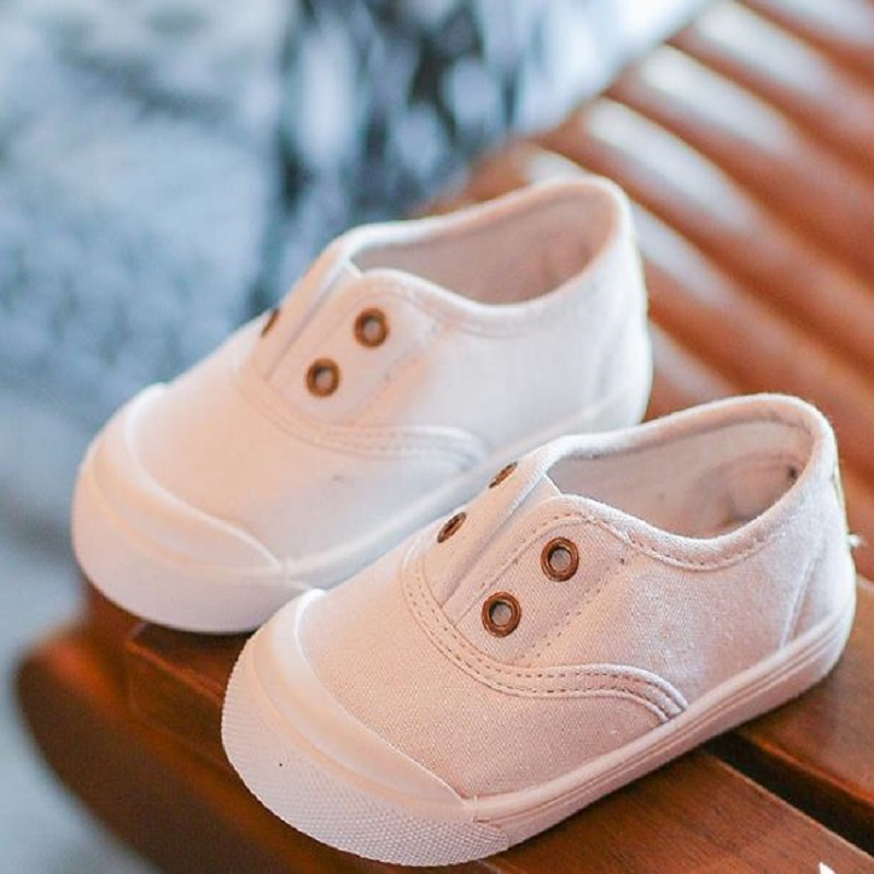 NICBUY 2018wei Children 's denim canvas shoes child shoes baby casual shoes fashion girl canvas shoes