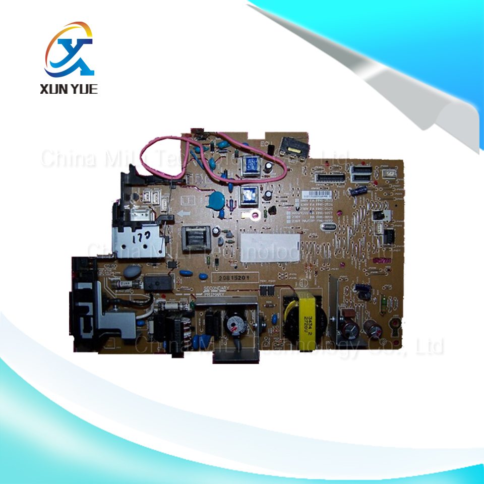 For Canon 150 170 Original Used Power Supply Board Printer Parts 220V On Sale brand new inkjet printer spare parts konica 512 head board carriage board for sale