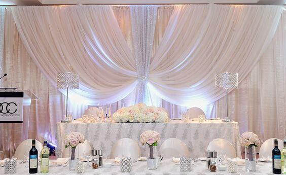 10ft x 20ft роскошные свадебные фон чисто белое свадебное драпировка и занавес свадебного украшения Бесплатная доставка быстрая доставка
