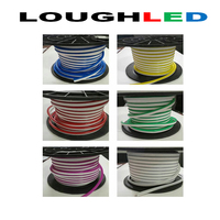 IP68 Waterproof DC12V SMD2835 Silicone NEON LED STRIP LIGHT 8*16mm 120led/M for decoration