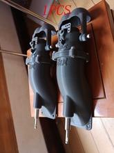 1PCS 3D Impressão 80mm Unidade Hélice de Barco A Jato de Spray De Bomba De Água Do Motor de Propulsão Subaquática 8mm Eixo 30kg Rolamentos Axiais Peças para RC