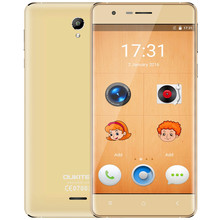 Original OUKITEL K4000 Lite Mobile Phone Android 6.0 MTK6735P 4G FDD LTE 5.0″ 2GB+16GB 4000mAh Quad Core 13.0MP Smartphone