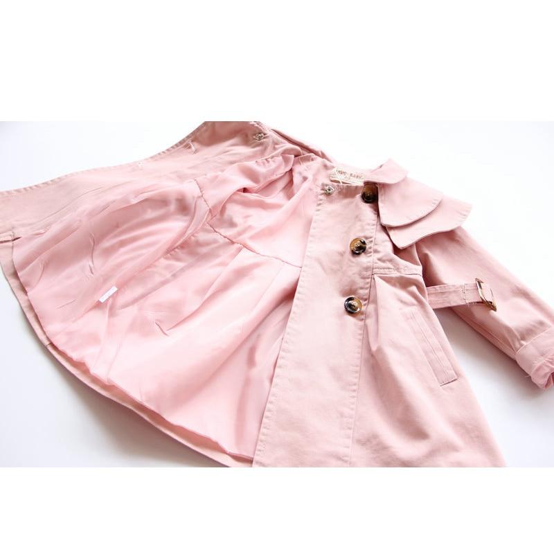 Nowy projektant 2019 dzieci dziewczyny ubrania wiosna dziewczyny - Ubrania dziecięce - Zdjęcie 5