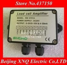 Amplificateur de cellule de charge 4 20mA/transmetteur de cellule de charge 0 10 v/transmetteur de poids/amplier de pondération 0 5 v, transducteur de cellule de charge