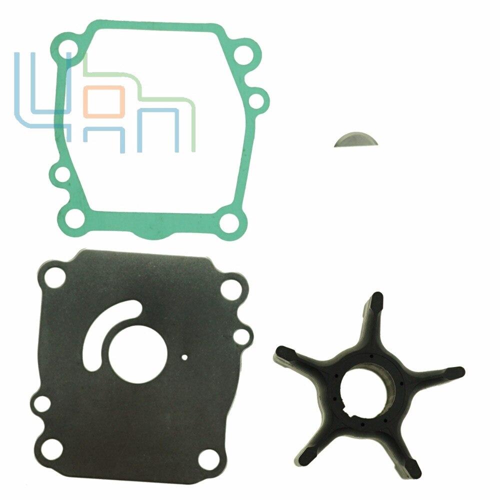 New Water Pump Impeller Service Kit For Suzuki DF 90/115/140 17400-90J20 18-3258