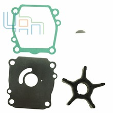 New Water Pump Impeller Service Kit for Suzuki DF 90/115/140 17400-90J20 18-3258 b351 21 impeller fit lp200 wp200 50hz
