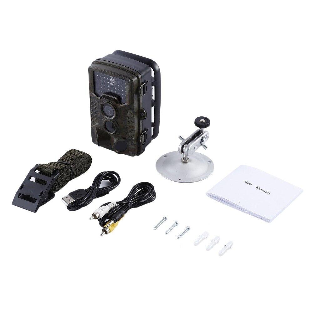 Photo traps Hunting Camera H881 HD Trail Camera 120 Angle 2.4inch LCD Display Outdoor Wildlife Wild Camera 0