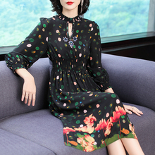 4347901588ee2 Buy flowing silk dresses and get free shipping on AliExpress.com