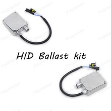 55W Car Motorcycle Electronic Control Gear HID Xenon Digital Conversion Ballast Kit for H1 H3 H4 H7 H11