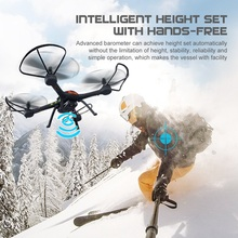 WiFi RC Drone H11WH With 2MP Camera wifi Fpv Drone altitude Hold Mode 3D Flip One Key Land RC Quadcopter Helicopter rc toys gift